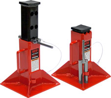 fork lift support stands